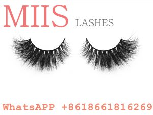 high quality 3d silk lashes factory