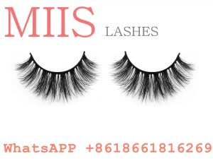 wholesale customized 3d mink lashes